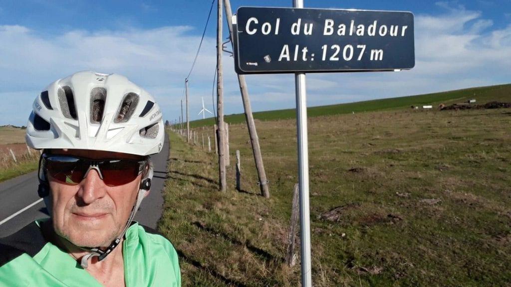 Col Du Baladour 1207m