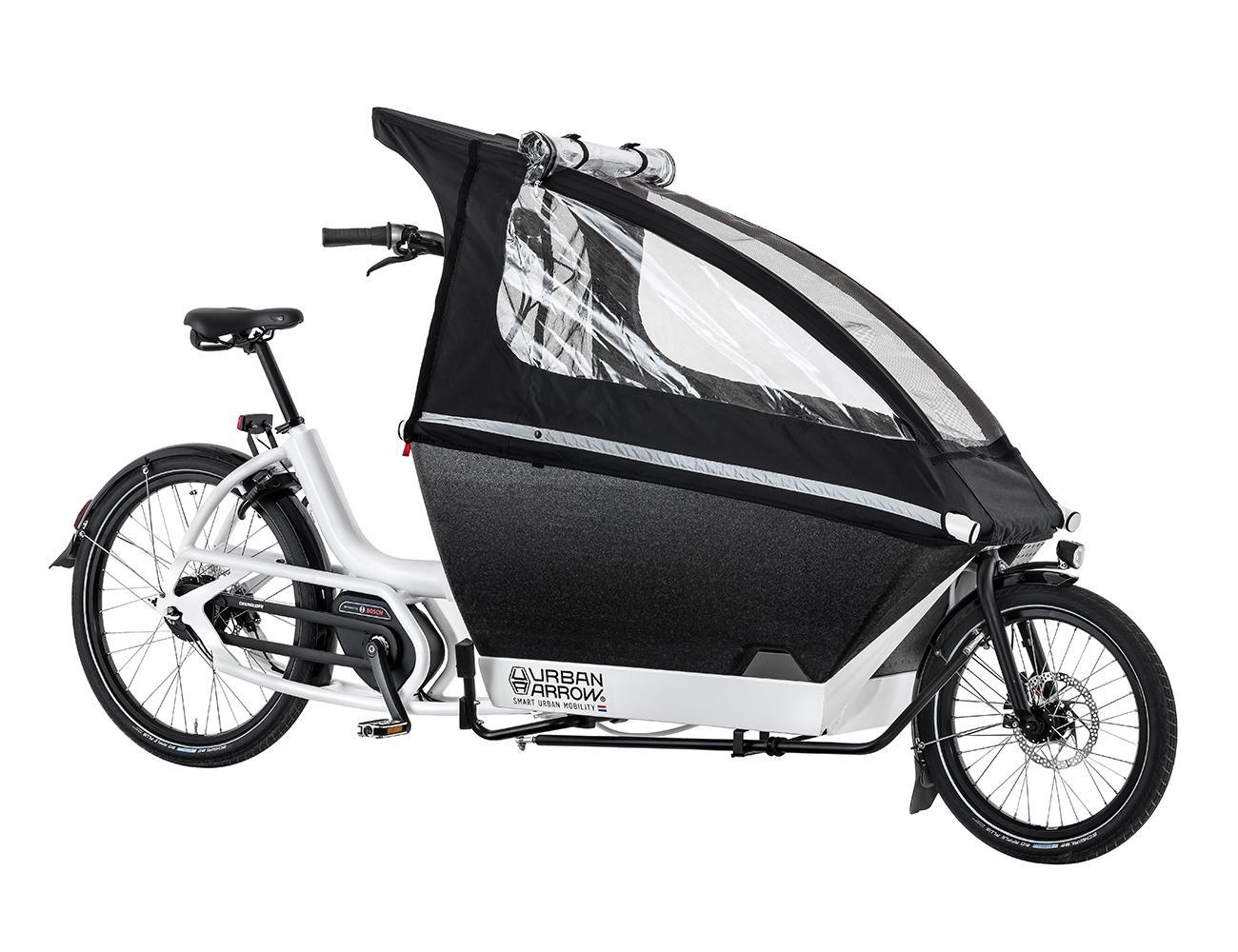 Urban Arrow Family ebike fietsen jurgen