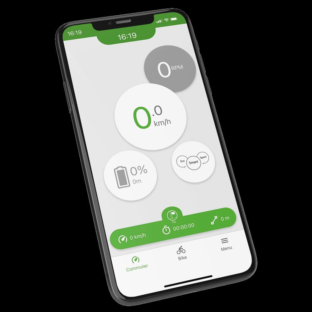Pendix app op iphone