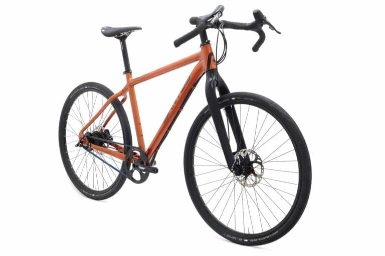 Santos bikes CrossLite perspective