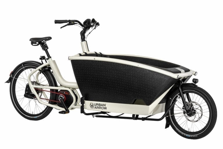 Urban Arrow fietsen Jurgen Family limited edition