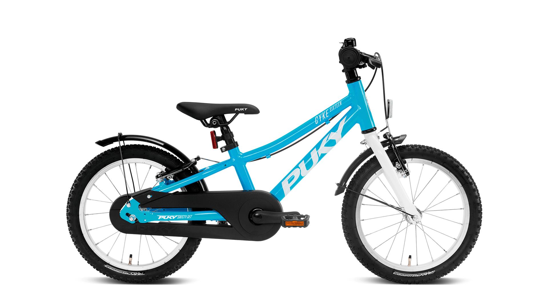 cyke blauw