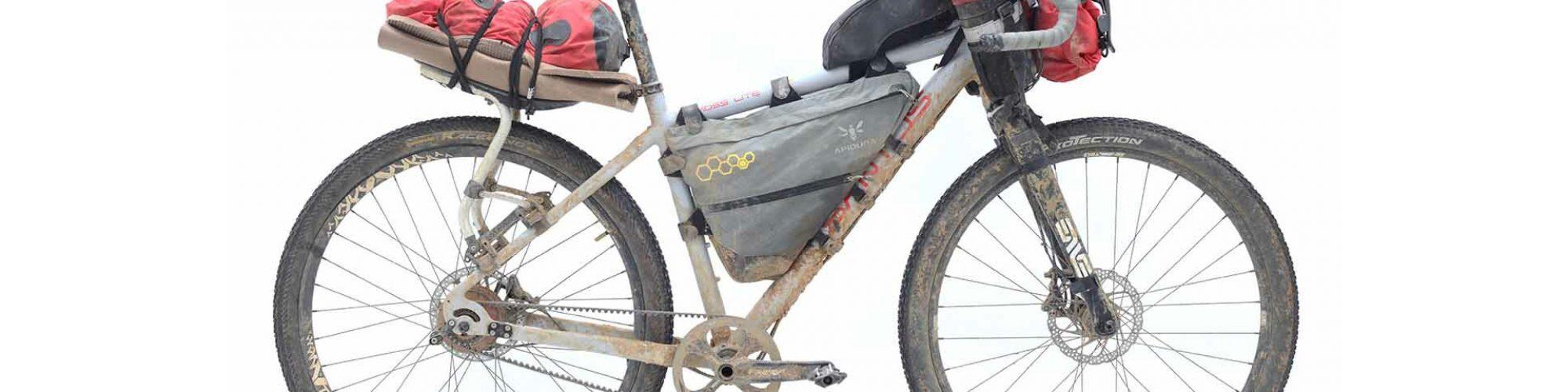 Bike packing
