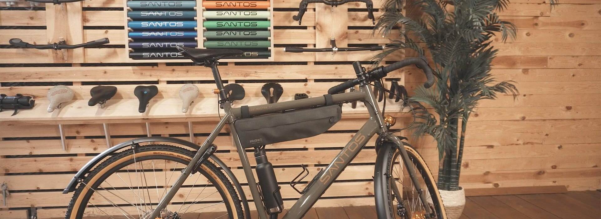 Santos bike styling